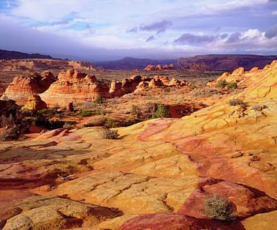 Usa, Arizona, Paria Canyon (large Art Print by Jaynes Gallery