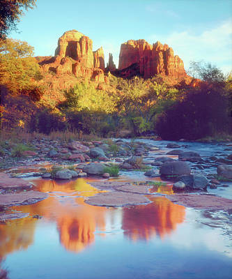 Cathedral Rock Photograph - Usa, Arizona, Sedona by Jaynes Gallery