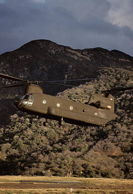 Chinook Photograph - Usa, California, Chinook Search by Gerry Reynolds