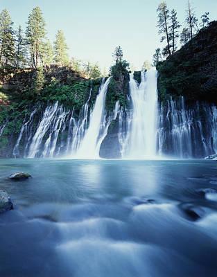 Macarthur Wall Art - Photograph - Usa, California, Mcarthur-burney Falls by Jaynes Gallery