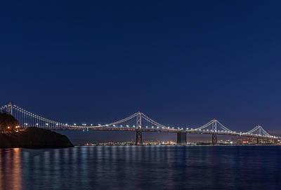 Usa, California, San Francisco, Bay Art Print