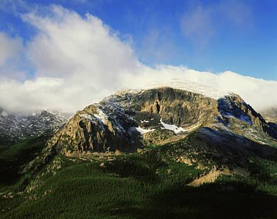 Usa, Colorado, Rocky Mountains National Art Print