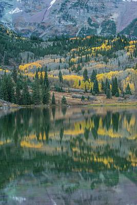 Usa, Colorado, White River National Art Print