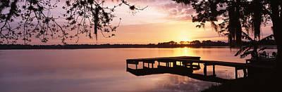 Usa, Florida, Orlando, Koa Campground Print by Panoramic Images