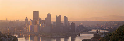 Usa, Pennsylvania, Pittsburgh Art Print by Panoramic Images