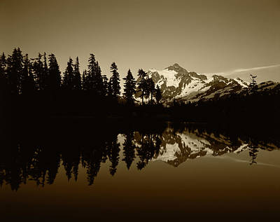 Usa, Washington State, North Cascades Art Print