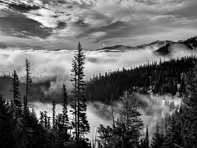 Hurricane Ridge Photograph - Usa, Washington State, Olympic National by Ann Collins