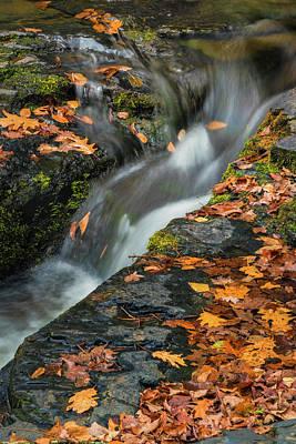 Usa, West Virginia, Delaware Watergap Art Print