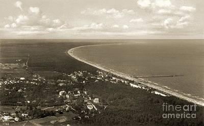 Peenemunde Photograph - Usedom Island, Germany 1938 by Detlev van Ravenswaay