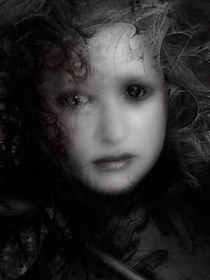 Manipulation Photograph - Utolso Lehelete by David Fox