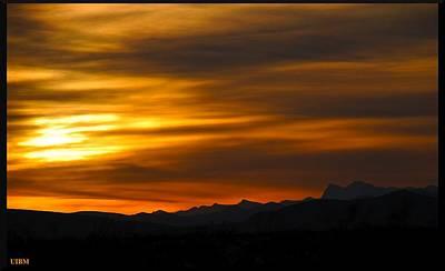 Photograph - Valley Of Fire by Matthew Heller