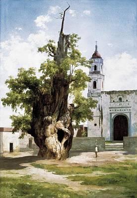 Sabino Photograph - Velasco, Jos� Mar�a 1840-1912. The by Everett