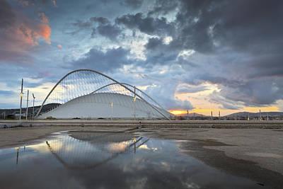 Velodrome Photograph - Velodrome by Milan Gonda