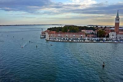 Photograph - Venice-263 by Rezzan Erguvan-Onal