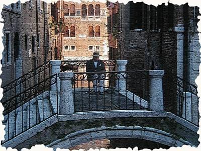 Photograph - Venice 5 by Rebecca Cozart