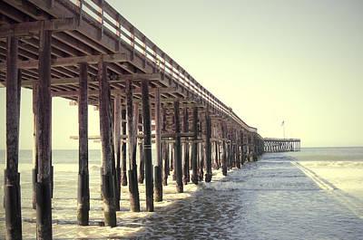 California Photograph - Ventura Pier  by Bree Madden