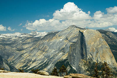 National Park Photograph - View From Sentinel Dome by Celso Diniz
