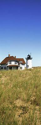 View Of A Lighthouse, Race Point Light Art Print
