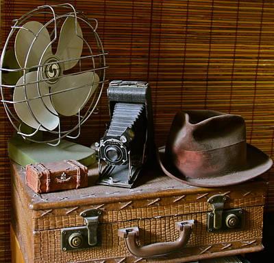 Photograph - Vintage Vignette by Denise Mazzocco