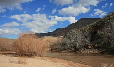 Virgin River Arizona Art Print