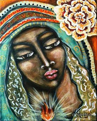 Painting - Visions Of Eternity by Maya Telford
