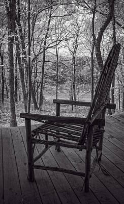 Photograph - Waiting For Spring by Wayne Meyer