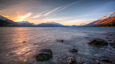 Photograph - Wakatipu by Brad Grove