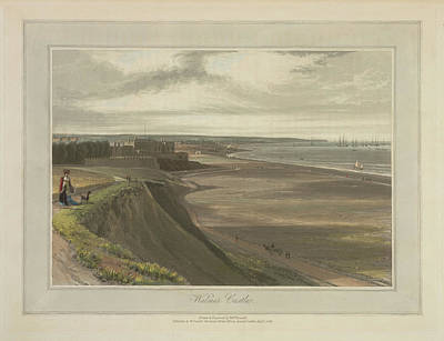 Walmer Castle Art Print by British Library