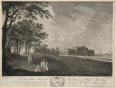 Wanstead House Art Print by British Library