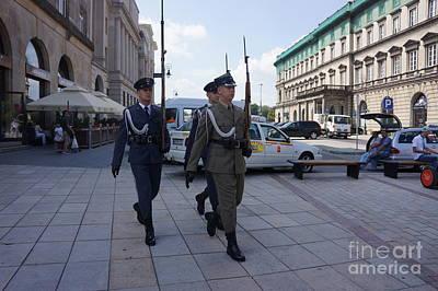 Photograph - Warsaw-114 by Rezzan Erguvan-Onal