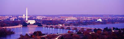 Washington Dc Print by Panoramic Images
