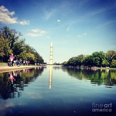 Washington Monument Original by Mohammed Alharthi