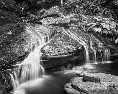 Photograph - Waterfall 04 by Colin and Linda McKie