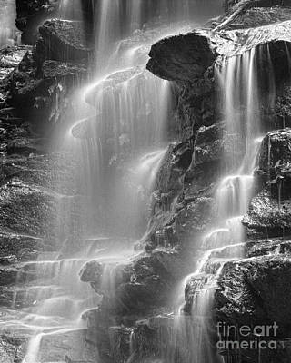 Photograph - Waterfall 05 by Colin and Linda McKie