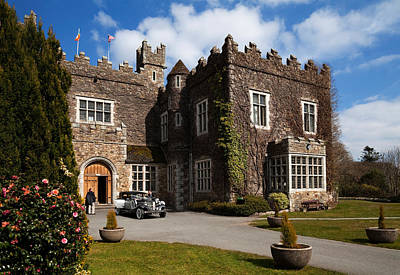 Waterford Castle , County Waterford Art Print by Panoramic Images