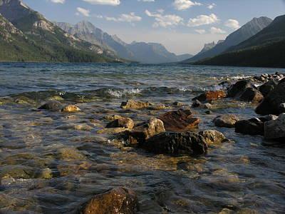 Photograph - Waterton Lakes Park by Robert Lozen