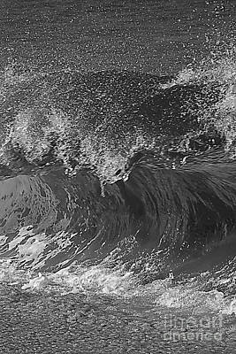 Photograph - Wave by David Benson