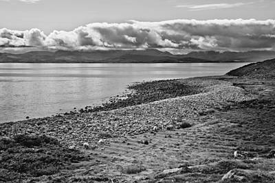 Photograph - West Of Ireland Famine Field by Jane McIlroy