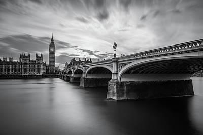 Westminster Serenity Art Print