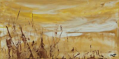 Wheat Fields Art Print