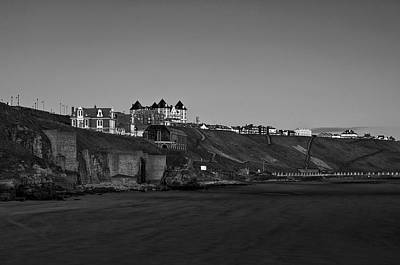 Photograph - Whitby Hotel by Stephen Taylor