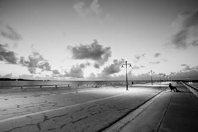 Photograph - White St Pier by Scott Meyer