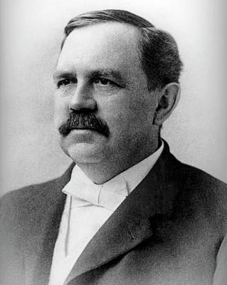 Wesleyan Photograph - Wilbur Atwater by Us Department Of Agriculture