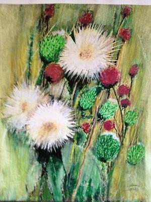Painting - Wild  by Giti Ala