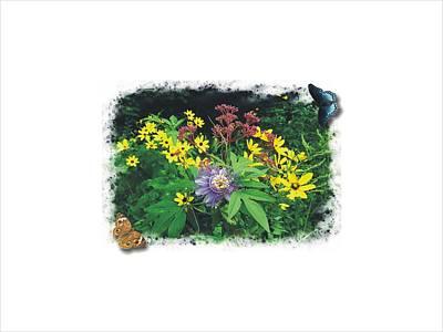 Photograph - Wildflower Bouquet by Joe Duket