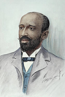 African-american Drawing - William E by Granger