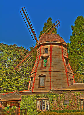 Photograph - Windmill 4 by Richard J Cassato