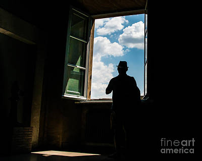 Photograph - Windows Of Rome II by Christina Klausen
