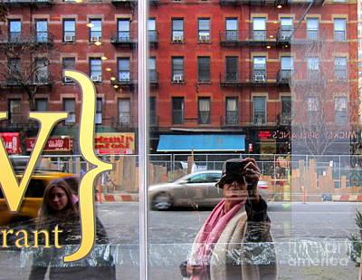 Windows  Art Print by Sue Rosen
