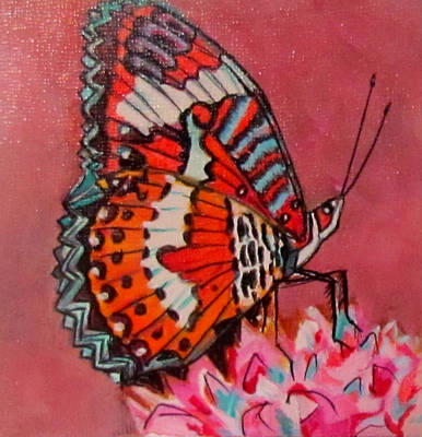 Painting - Wings by Susan Duxter